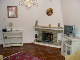 Casa de Alhambra has a real log fire for relaxing during your off season holiday