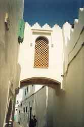 Visit Tangier or Tetuan in Morocco: Fast ferires available from Tarifa & Algeciras to Tangier & Ceuta (for Tetuan)